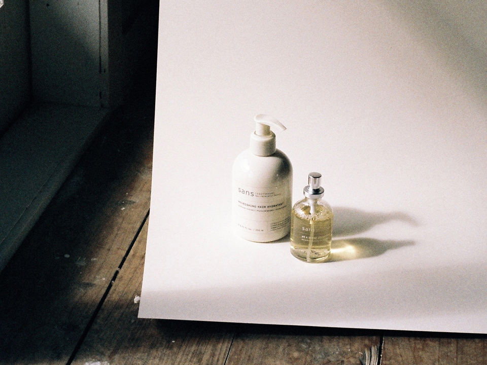 WILD LOVES - the personal prescription from beauty brand Sans ceuticals