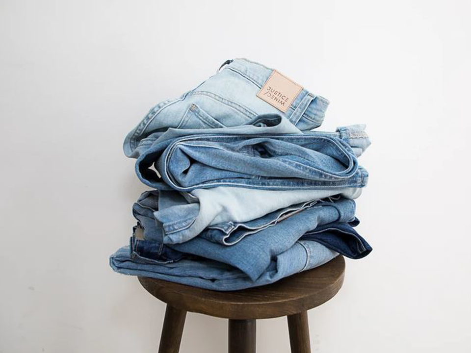 WILD LOVES - get to know Justice Denim and their ethos