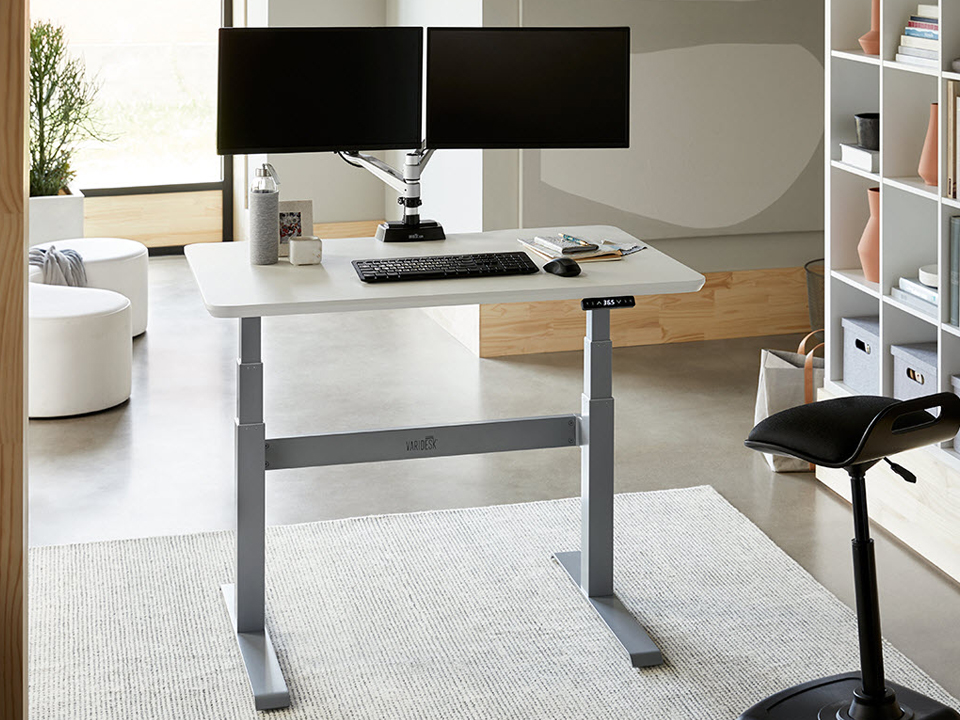 WILD LOVES - the Vari standing desk and how it can improve your health