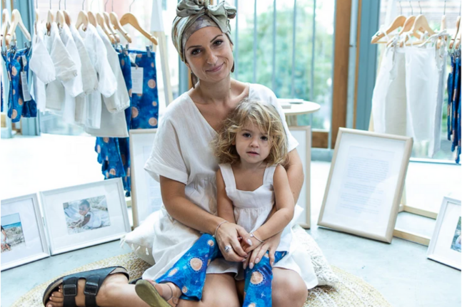 Get to know ethical childrenswear label Amber Days