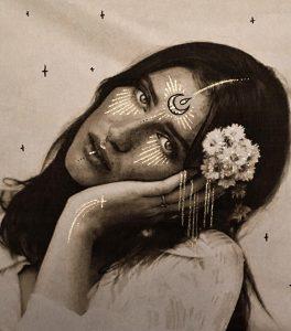 Flowers for Dais evolutionary astrology Lucia Dami