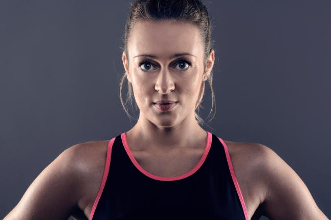 Women focus sport
