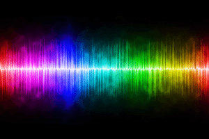 Light frequency