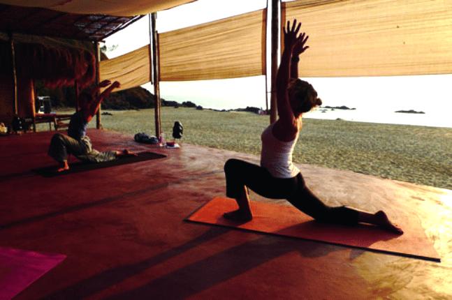 Natasha Vukovic Yoga Goa