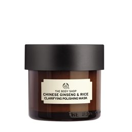 100% Vegetarian Chinese Ginseng & Rice Clarifying Polishing Mask