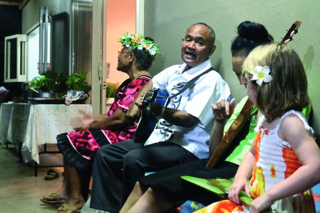 Cook Island music