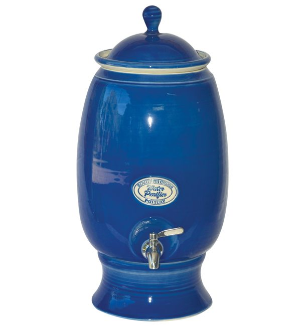 Cobalt Blue Water Purifier