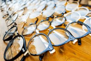 Donate used glasses
