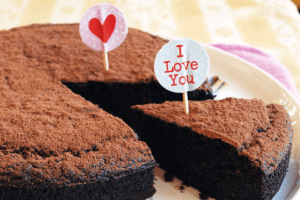Christie Connelly's Chocolate Quinoa Cake