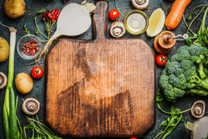 Love healthy food