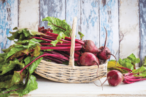 Beetroot bunch healthy food vegetable