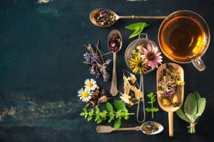 Assortment of Herbal Tea