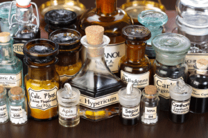 Homeopathic treatments