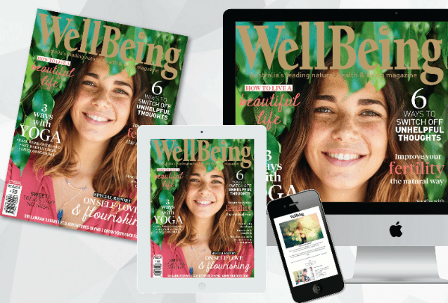 Subscribe to WellBeing magazine