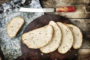 Sour dough bread ferment healthy delicious gluten free wheat