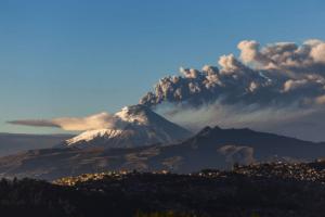Volcano in a dream