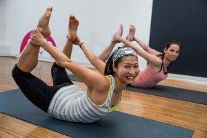 Yoga Class Timetable