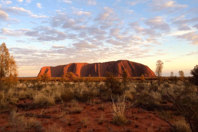 Uluru Louise Southerden