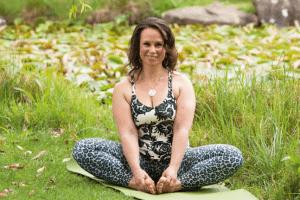 Baddha Konasana yoga asana