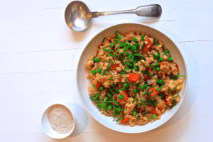 Carribean Fried Rice