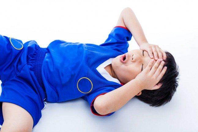 What happens when kids hit their head? - | WellBeing.com.au