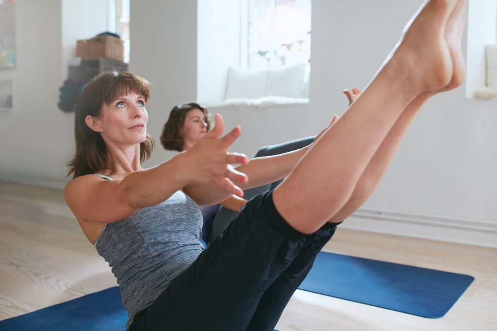 yoga and deep breathing can ease depression