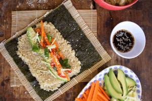 Danielle's Quinoa Sushi_small