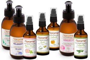 Massage and Vegetable Oils_organic_florameaustralia