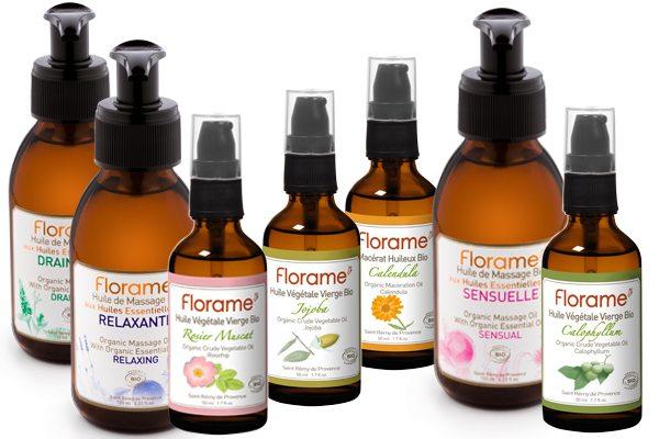 Massage and Vegetable Oils_organic_florameaustralia