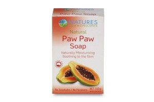 NaturesCommonscents_PawPaw_Soap