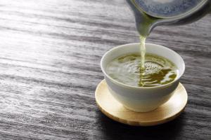 Green tea healthy tea weight loss moment ritual stillness health