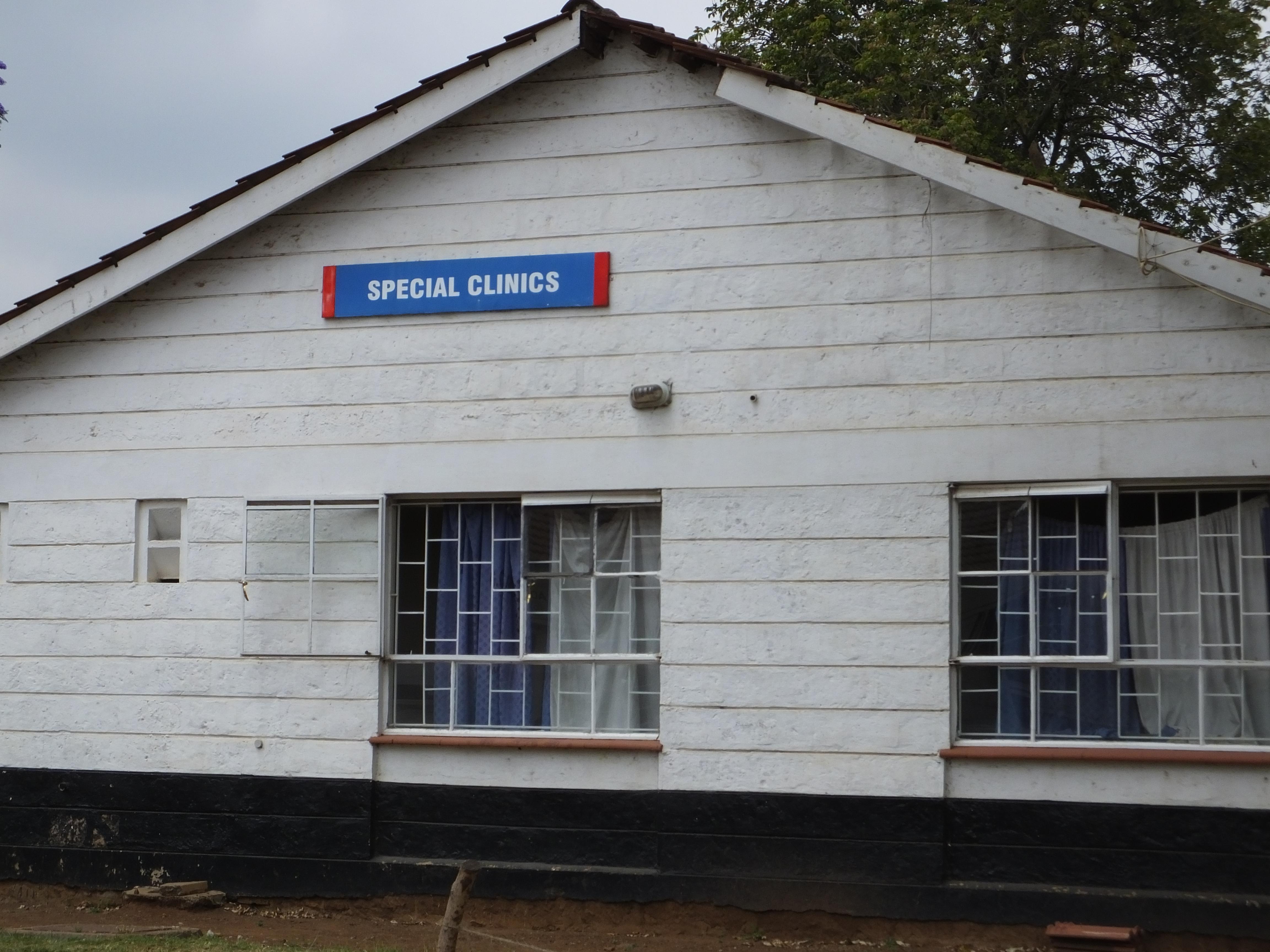 Public health clinic