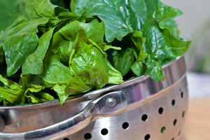 bigstock_Fresh_spinach_in_m