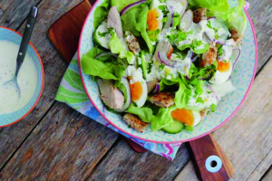 Healthy Caesar Salad