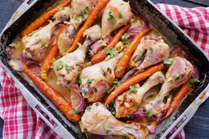 Ginger & Citrus Roast Chicken Drumsticks_Small
