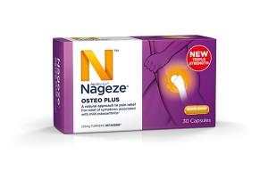Nageze® Osteo Plus 30 Capsules