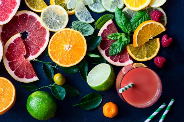 grapefruit orange citrus lemon food health healthy fruit vegetable