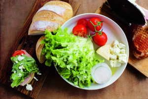 One-Minute Camel Milk Salad Dressing