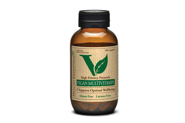 Vegan-multivitamin