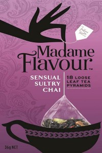 Madame Flavour - Sultry Chai Tea