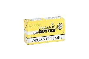 Organic Times Salted Butter