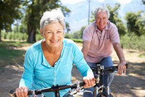 positive attitude towards ageing