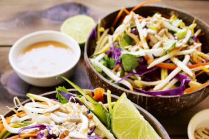 Grain-Free Raw Pad Thai Recipe