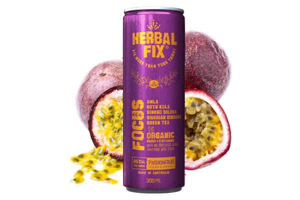Herbal Fix - Focus