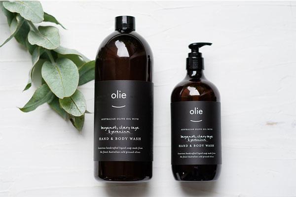 Olieve & Olie Hand & Body Wash
