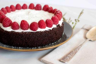 Gooey Chocolate Cake Recipe