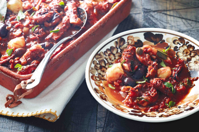 octopus med stew + bone marrow34122
