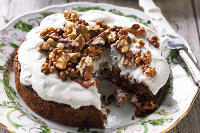Carrot Cake Recipe