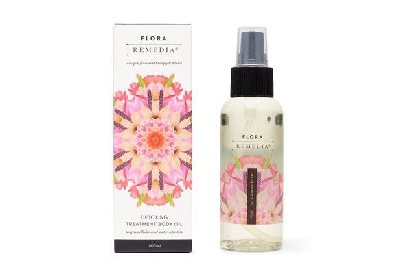 Flora Remedia Detox Body Oil 100ml