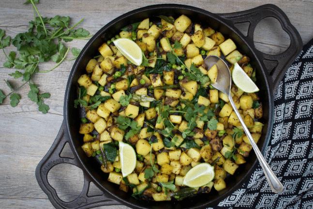 Fijian Potato Curry